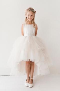 No Name High Low Dress