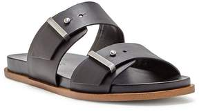 1 STATE Ocel Leather Double Buckle Banded Sandals