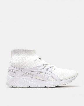 Asics Gel Kayano Trainer Evo Knit (White | White)