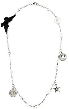 Christian Dior Charm Necklace