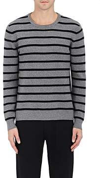 Michael Kors MEN'S STRIPED RIB-KNIT SWEATER