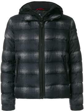 Fay printed quilted jacket