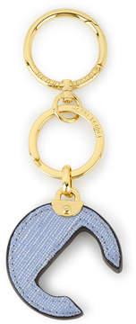 Henri Bendel Alphabet Leather C Bag Charm