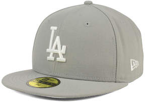 New Era Los Angeles Dodgers C-Dub Patch 59FIFTY Fitted Cap