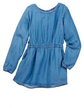 Joe Fresh Denim Dress (Big Girls)