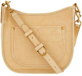 Frye Leather Campus Rivet Crossbody Bag