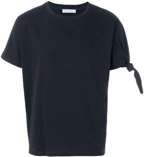 J.W.Anderson logo knot T-shirt