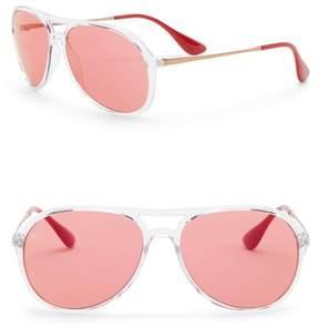 Ray-Ban Aviator 59mm Sunglasses