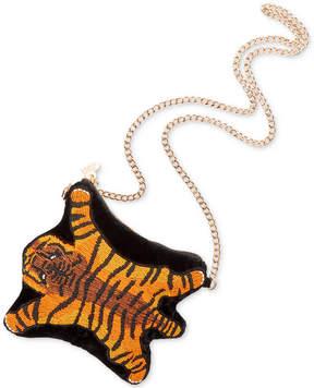 Betsey Johnson Gimme Some Skin Velvet Small Chain Strap Crossbody