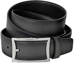 Montblanc Black Leather Belt