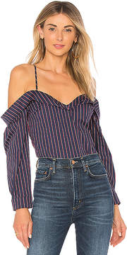 Bardot Paloma Stripe Top