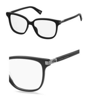 Marc Jacobs Eyeglasses 175 0RZZ Matte Black Dark Ruthenium