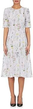 Altuzarra Women's Sylvia Gathered Silk Georgette Dress
