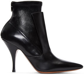 Givenchy Black Infinity Boots