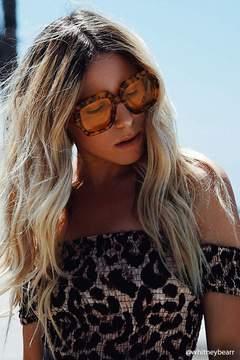 Forever 21 MELT Oversized Square Sunglasses