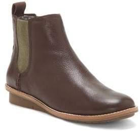 ED Ellen Degeneres Waide Leather Bootie