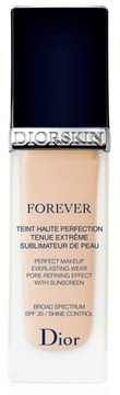 Christian Dior Diorskin Forever Perfect Foundation Broad Spectrum Spf 35 - 010 Ivory