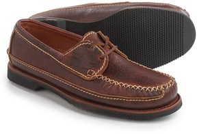 Chippewa ChippewaTwo-Eye Oxford Shoes - Bison Leather (For Men)