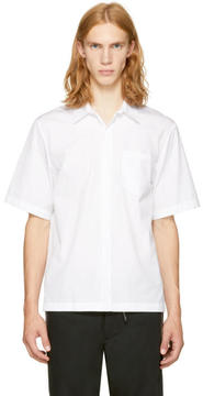 3.1 Phillip Lim White Box Cut Shirt