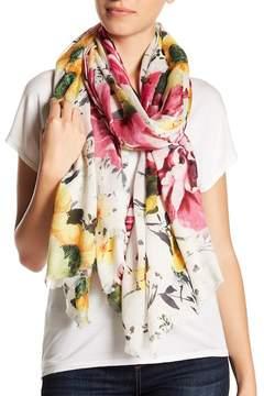 Bindya Floral Print Scarf