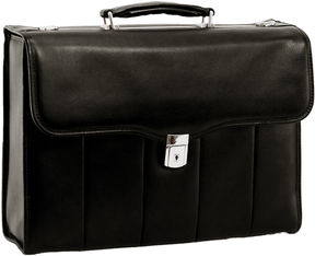 Mcklein McKleinUSA North Park 15.4 Leather Executive Laptop Briefcase
