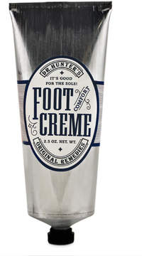 Dr. Hunter Foot Comfort Creme by Caswell-Massey (2.5oz Cream)