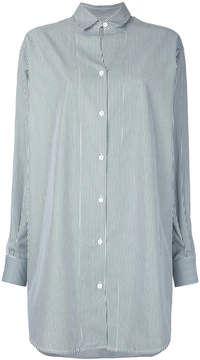 CHRISTOPHER ESBER oversized railroad shirt dress