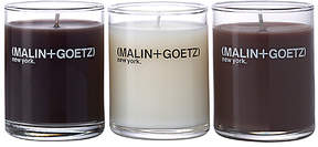 Malin+Goetz Vices Votive Set.