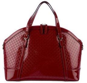 Gucci Microguccissima Nice Bag - RED - STYLE