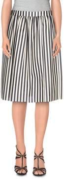 Drome Knee length skirts