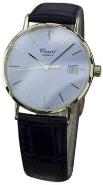 Chopard MX131 18K Yellow Gold Swiss Made Quartz 32mm Dress Watch