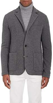 Ralph Lauren Purple Label Men's Wool-Cashmere Sportcoat Cardigan