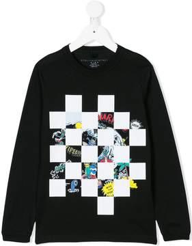 Stella McCartney Heath Visitors print sweatshirt