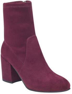 Marc Fisher Women's Ileesia Block Heel Ankle Boot