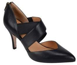 Corso Como Collette Leather Pointed Toe Pumps