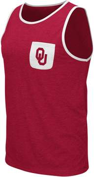 Colosseum Men's Oklahoma Sooners Tank Top
