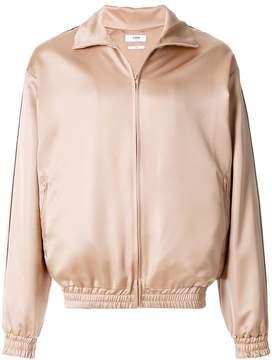 Cmmn Swdn zipped bomber jacket