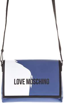 Love Moschino Multicolor Faux Leather Shoulder Bag