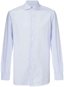 Isaia classic long sleeve shirt