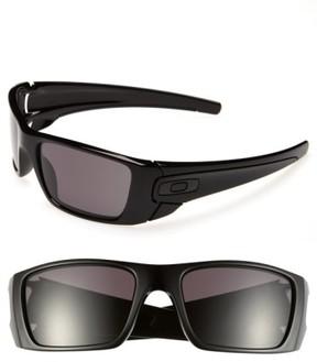 Oakley Men's 'Fuel Cell' 60Mm Sunglasses - Polished Black