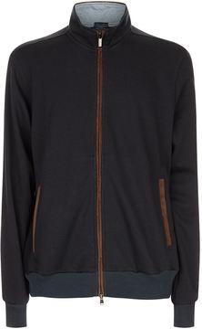Paul & Shark Knitted Blouson Jacket