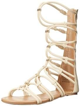 Call it SPRING Women's Kederivia Gladiator Sandal.