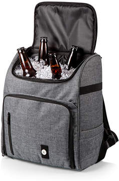 Picnic Time Heather Gray Commuter Cooler Backpack