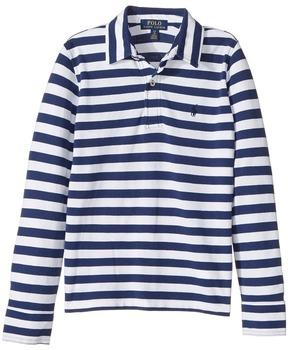 Polo Ralph Lauren Kids - Featherweight Cotton Polo Boy's Clothing