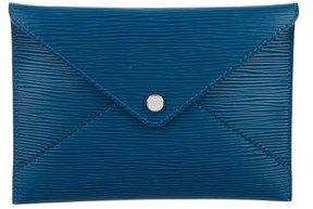 Louis Vuitton Epi VIP Gift Envelope - BLUE - STYLE