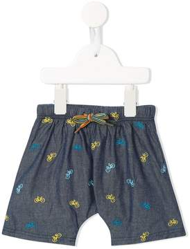 Paul Smith bike print shorts