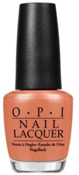OPI Nail Lacquer Nail Polish, Chocolate Moose.