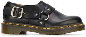 Comme des Garcons buckle detail ridged sole shoes