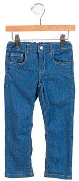 Bonpoint Boys' Mid-Rise Straight-Leg Jeans