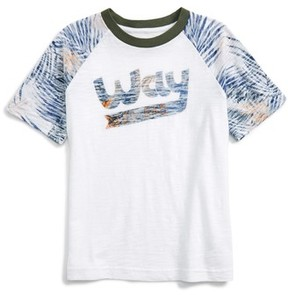 Tucker + Tate Toddler Boy's Palm Reverse Print T-Shirt